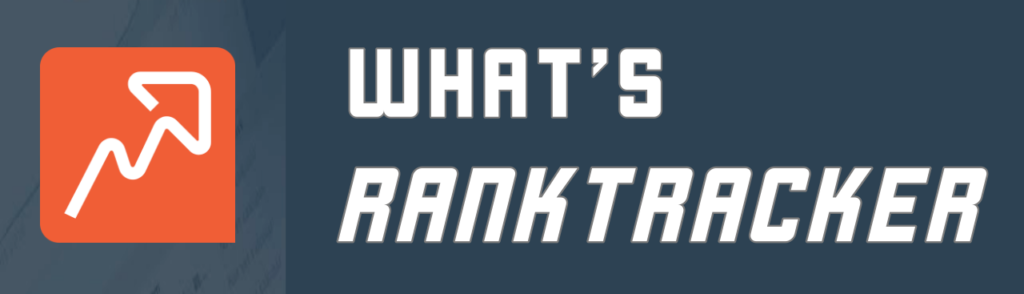 what is RankTracker